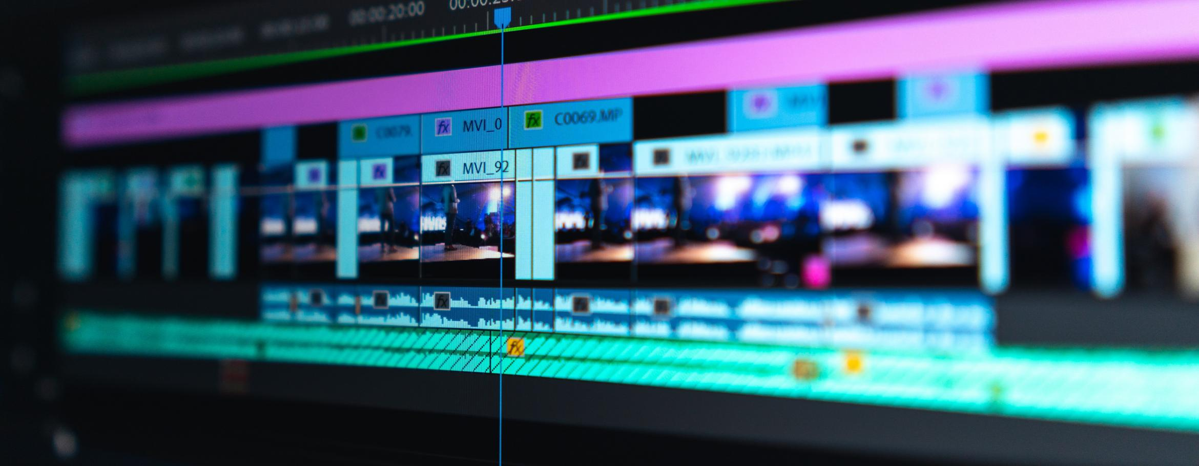Post Production Process - Tri-Toy Productions New York Video Production
